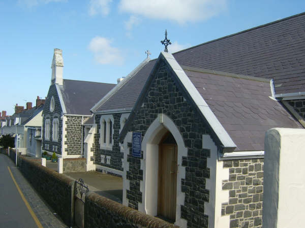 The Church and Parish Centre.