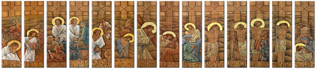 Stations of the Cross - 31st May - 11:00am - Little Chapel